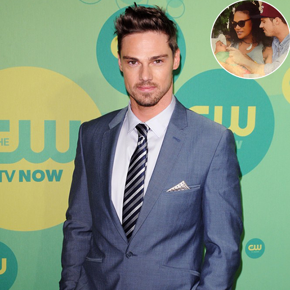Jay Ryan Knows Worth Of Family After Arrival Of His ...
