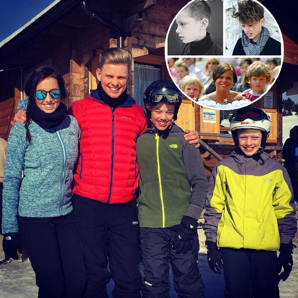 Jeff Brazier, Father of 2 Sons, Desire to Start Family With Girlfriend: Wants to Welcome Baby