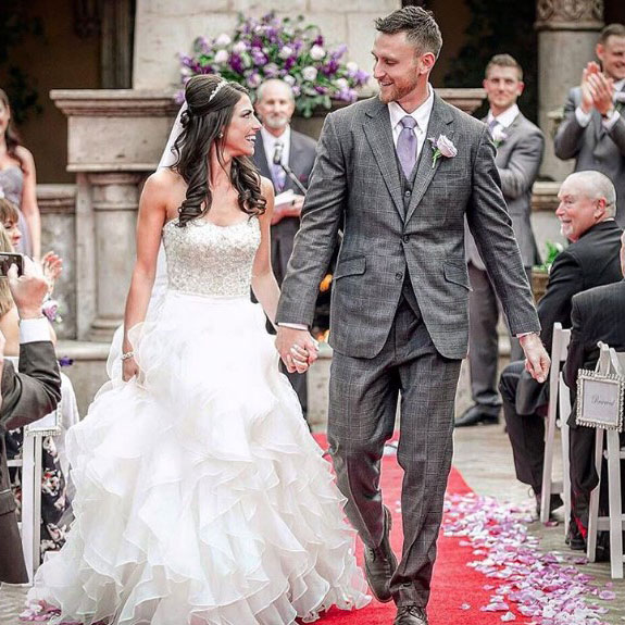 Beautiful Sports Reporter Jenny Dell's Wedding: Who is She Married to? Get Acquainted with Her Husband