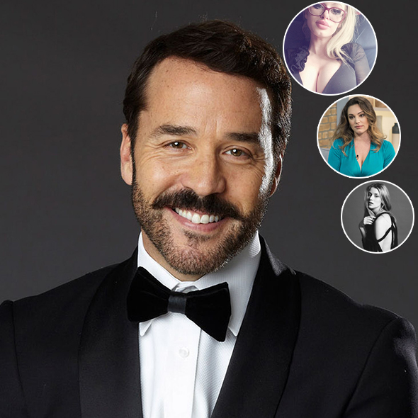 Ladies Man Jeremy Piven Finally Talks About Getting Married But With Whom? After All He Does Has A Long List Of Girlfriends