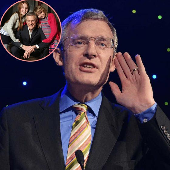 BBC Today's Jeremy Vine: Love For His Daughters