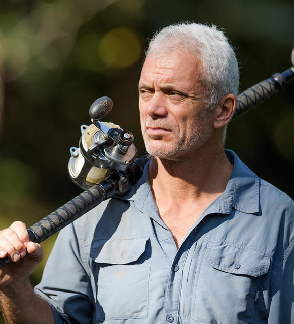 "A Host of Animal Planet's, ""River Monsters"