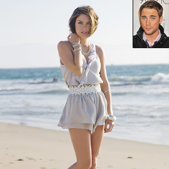 Who Is Jessica Stroup Dating After Split; After Former Boyfriend Dustin?