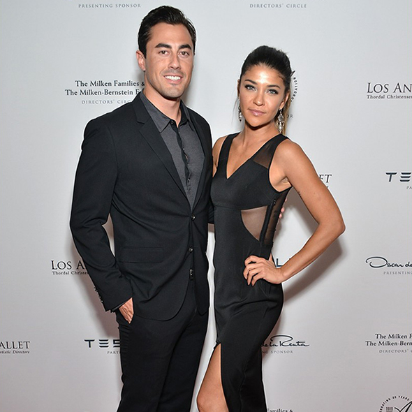 after one dating affair ended jessica szohr is now with