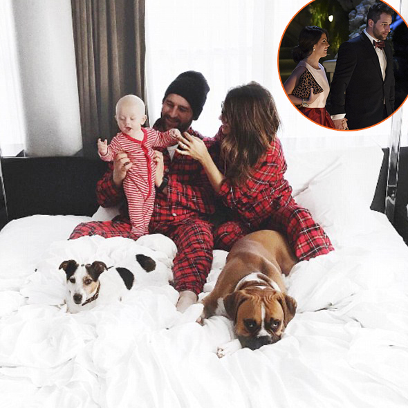One Step for Love! The Bachelorette's Jillian Harris is Engaged to her Longtime Partner Justin Pasutto!