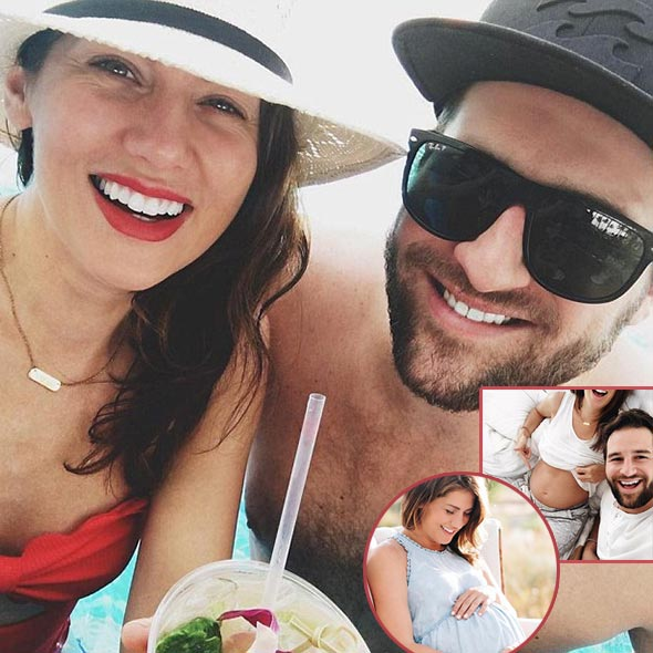 Pregnant Jillian Harris, Has Not Married Yet!, Gave Birth to Baby Boy With Her Fiance