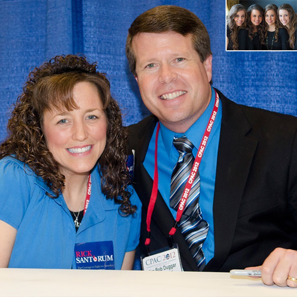 Real Estate Agent Jim Bob Duggar's Family: Respects Wife As His Friend, But Has Children Issues?