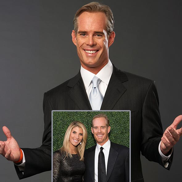 Controversial Show Host, Joe Buck: Incredible First Meeting With Wife