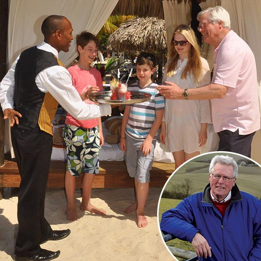 Father of 2 Daughters, John Craven, Maintaining Family- Work Balance At the Age of 75