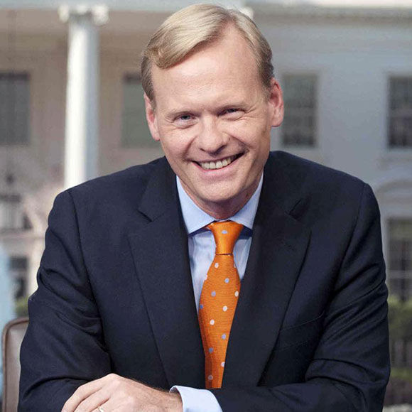 John Dickerson's Married Life: All You Need To Know About His Wife And Children