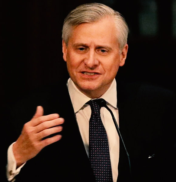 Jon Meacham's & His Wife Completes 24 Years Of Marriage