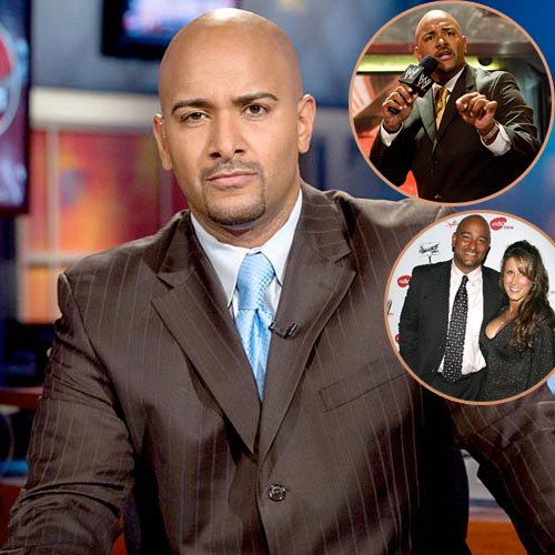 """Black Ethnicity, Announcer Jonathan Coachman aka """"The Coach"""", Married With 2 Children, Back in WWE!"""