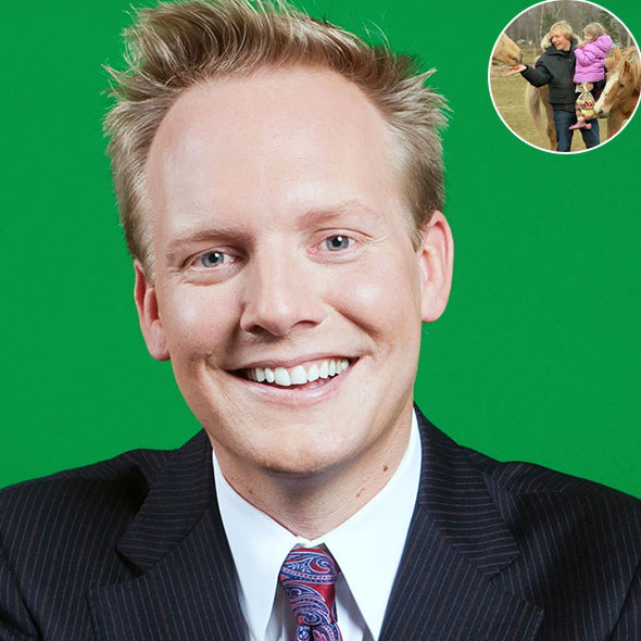 Allegedly Gay Jonathan Torrens: Married With 2 Children About Parenting