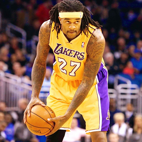 Basketball Player Jordan Hill On Signing His New Contract; Dealt With Girlfriend Issues Back In Time.