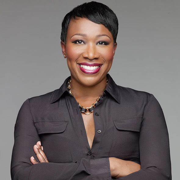 Joy-Ann Reid: Blissful Married and Family Life With Husband and Children, No Divorce Plans!