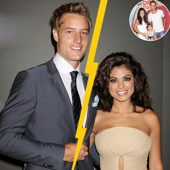 Actor Justin Hartley: Divorced his Actress Wife in 2012, But What About His Daughter? Girlfriend and Dating?