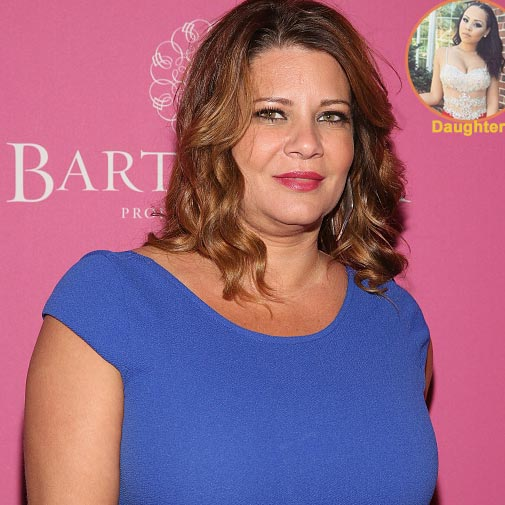 Karen Gravano, Mother of Young Sexy Daughter, Used to Date Drita's Husband?
