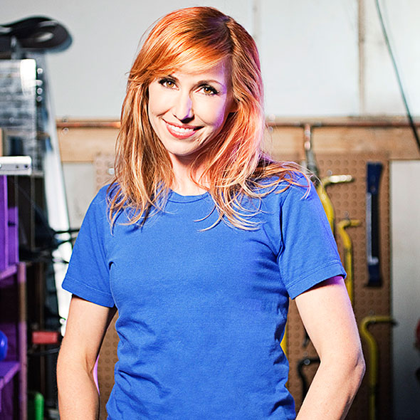 MythBusters' Kari Bryon: Married her Artist Husband in 2006, Where is she now?