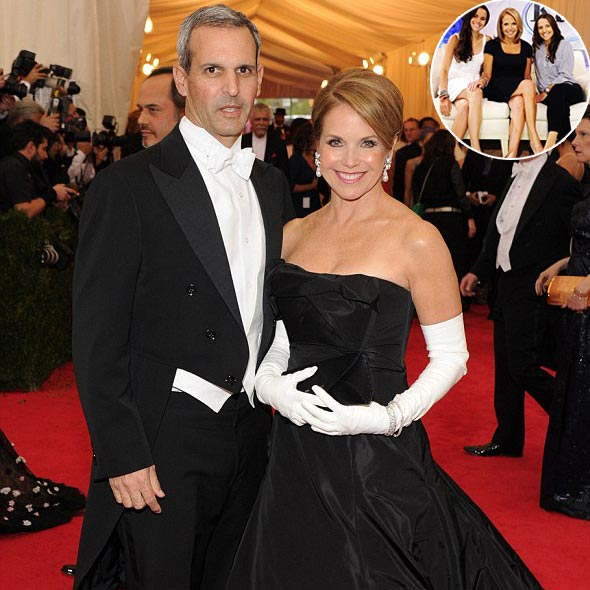 Astonishing Married Life Of Katie Couric With Her Banker Husband And Daughter!