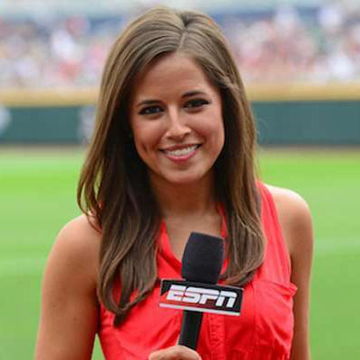ESPN Hottie Kaylee Hartung, Not Married Yet!, Busy in Her Profession: Boyfriend and Dating?
