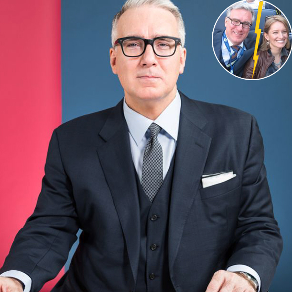 A Once Fired From Job, Keith Olbermann Has List Of Off The Radar Girlfriend