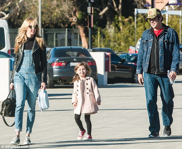 How Is Kimberly Stewart Co-Parenting Her Baby Daughter ...