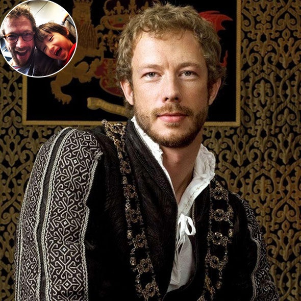 Lost Girl's Kristen Holden-Ried's Family: Got a Son, But What About His Wife? Is He Dating Someone?
