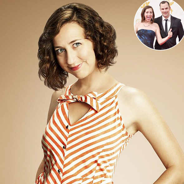 Kristen Schaal Talks About Her Husband And Her Funny Wedding That Included Llama For Goodluck