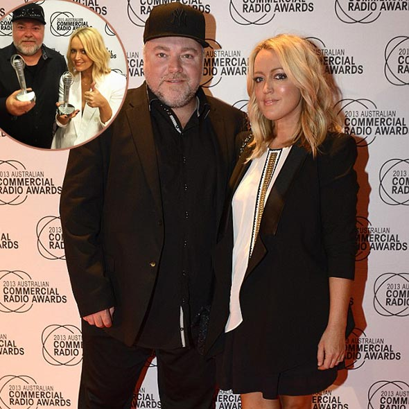 Kyle Sandilands Takes Credit on KIIS FM's Ratings Success Just After 5 Years Contract Extension