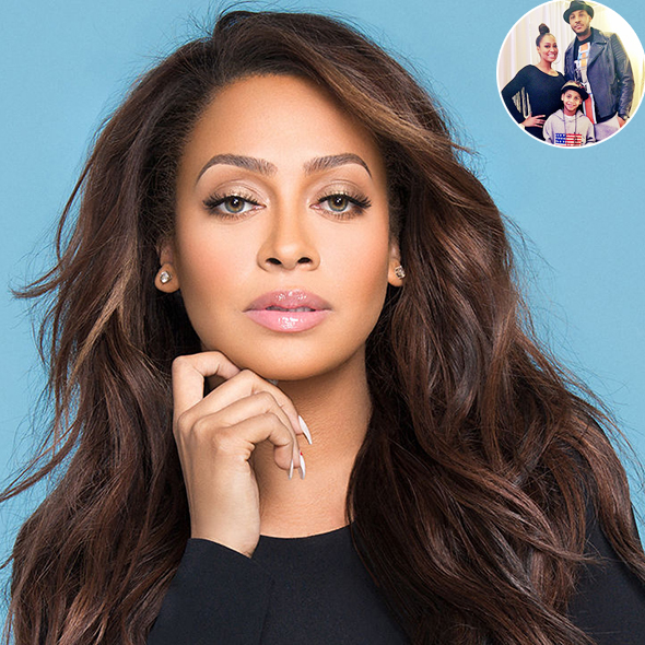 TV Personality La La Anthony Spending Quality Time with Husband and Son, Settles Ethnicity Controversy