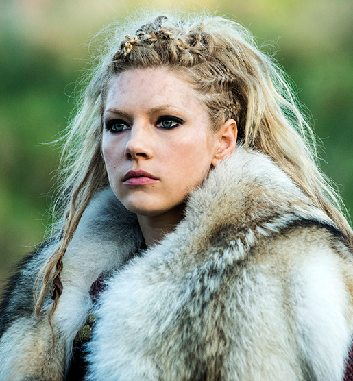 Fans Shocked By Lagertha's Vengeful Act in the 4th Season of History's 'Vikings'