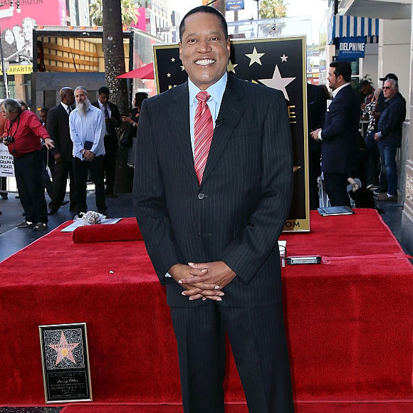 Lawyer/ Show Host Larry Elder's Married Life: Who is His Wife? What About His Children? Gay Rumors?