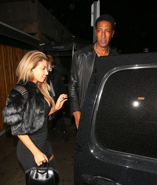 Larsa Younan and Scottie Pippen After Divorce Hearings