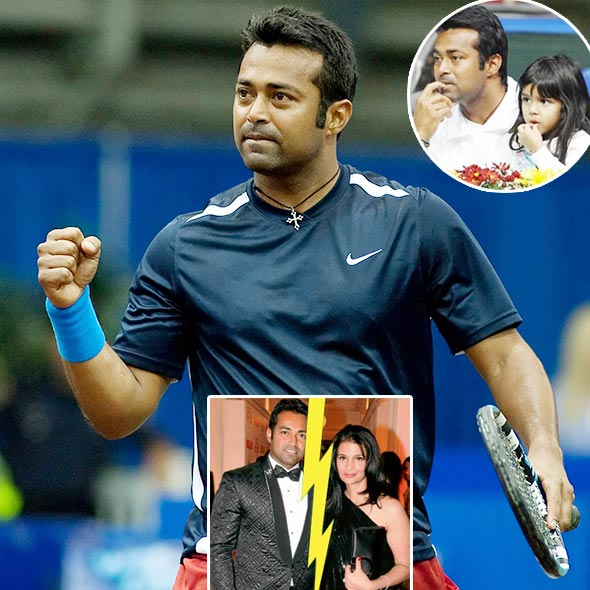 Still Not Married! With a Daughter, Leander Paes, on Domestic Violence Case From Alleged Wife