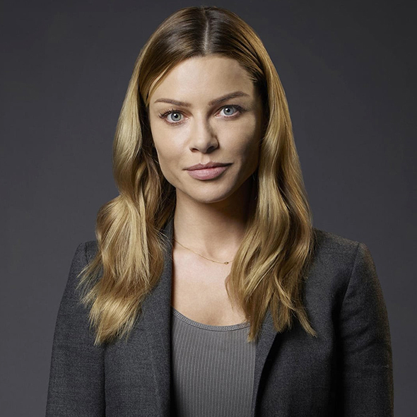 Actress Lauren German ...