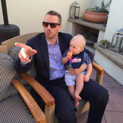 Happily Married Liam McHugh Articulative Nature Regarding Wife and Child