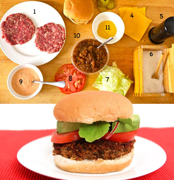 Your Life Will Be Changed With These Easy Award Winning Good Yet Healthy Burger Recipes!