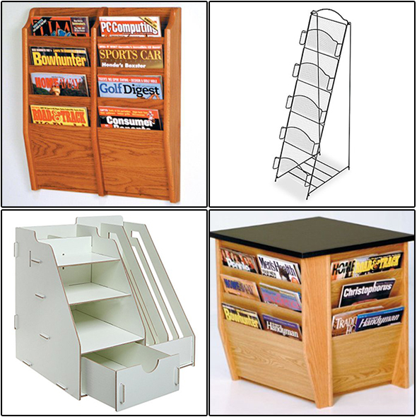 Top five magazine racks: For Your Office And Home