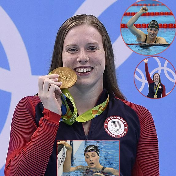 Teenage Swimmer Lilly King Won Gold Medal in 100 Meter Breaststroke: Victory of Clean Athletes Over Dopers
