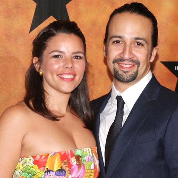An Intimate Wedding Where Lin-Manuel Miranda Surprisingly Showed Affection To Beloved Wife
