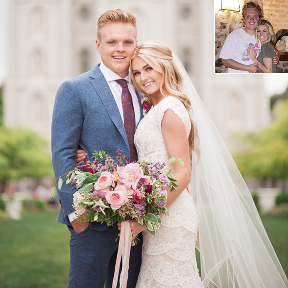 Lindsay Arnold: Engaged and Married her High-School Sweetheart, Wedding, Husband, and Dating History