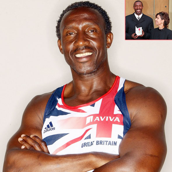 Linford Christie's Family: Does He Have a Wife? What About Children?
