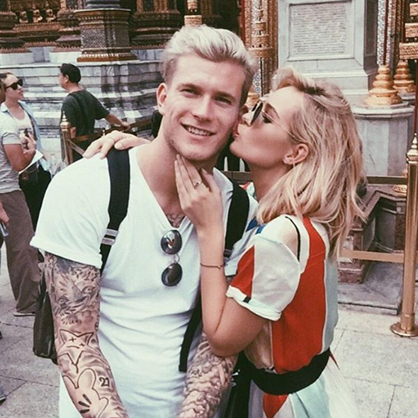 With Tattoos From Wrist To Neck, Loris Karius Enjoys Life With Girlfriend; Downfall In Career Because Of Injury?