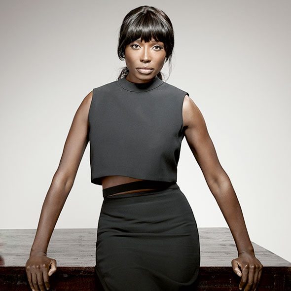 Model Lorraine Pascale: Divorced Her Husband in 2000, But What About Her Daughter? Boyfriend?