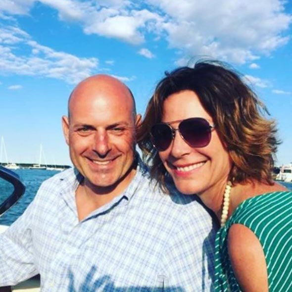 """Luann de Lesseps Got Criticism From Co-Stars of """"The Real Housewives"""" About Getting Married"""
