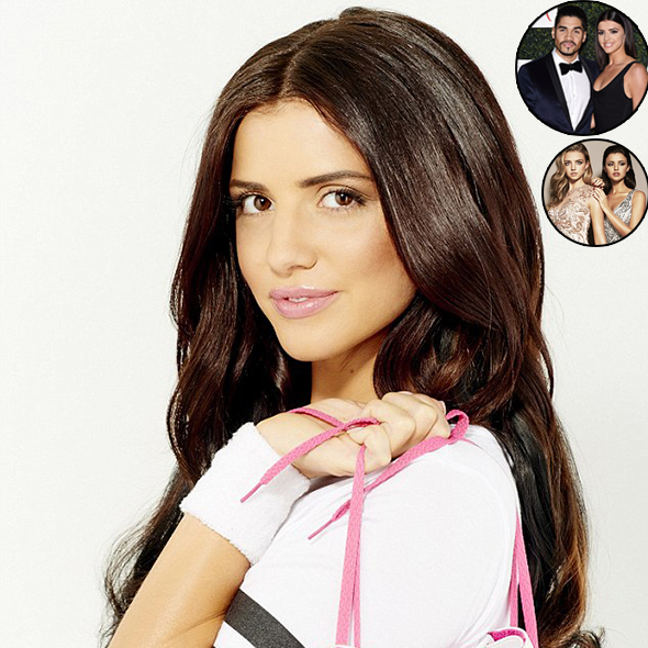 Beautiful TV Personality Lucy Mecklenburgh's Secret Diet and Workout Plan, Her Sister and Boyfriend Issues
