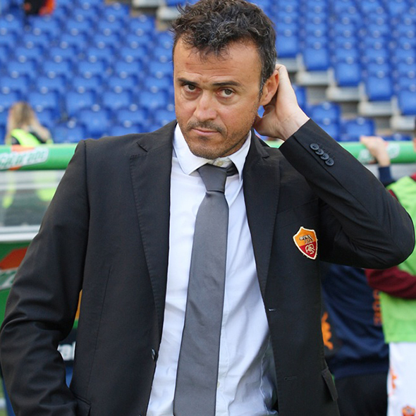 FC Barcelona's Manager Luis Enrique Announces His Leave from the Team after Sizzling 6-1 Victory