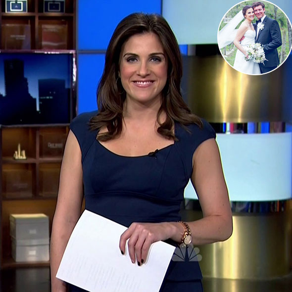 Beautiful Anchor Lynn Berry: Is She Married? Who is Her Husband? Boyfriend and Son?