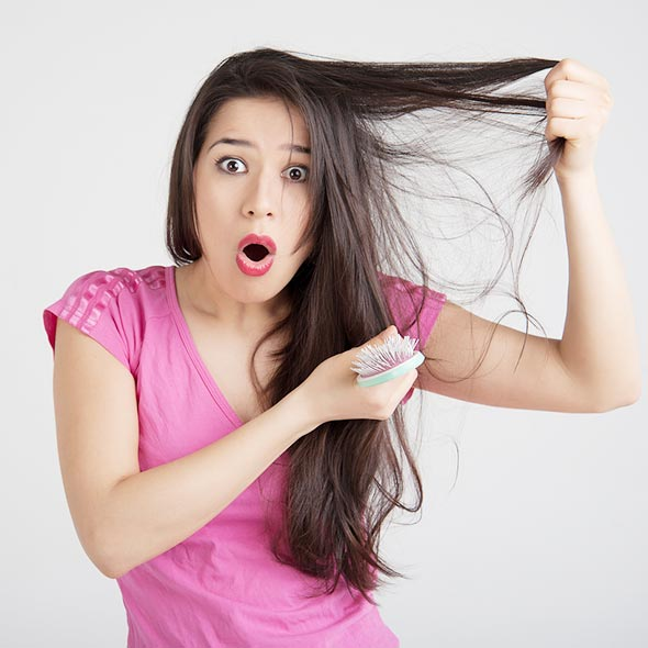 Major Causes of Hair Fall With Effective Home Remedies And Tips To Control It.