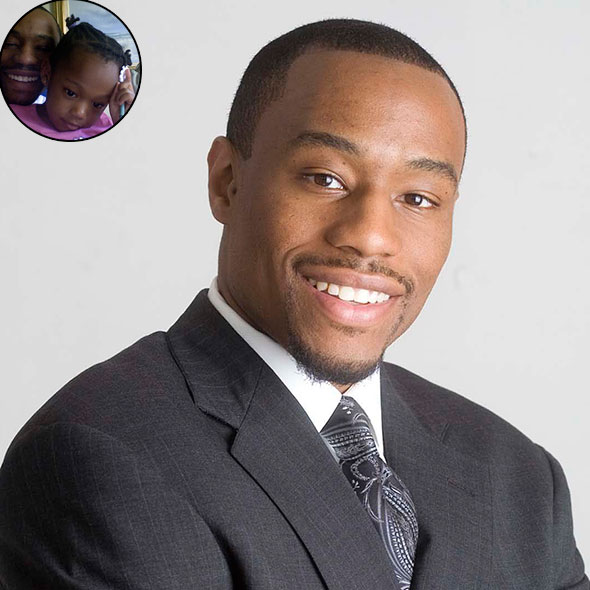 Gay Activist Marc Lamont Hill: Was Married Once. Meet his Daughter, Wife?